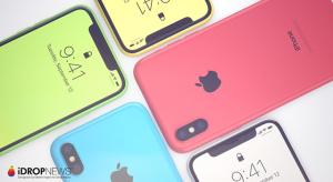 iPhone Xc, avagy ilyen lenne a színes csúcsmodell?