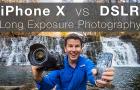 Mennyire rúghat labdába az iPhone X egy komoly DSLR kamerával szemben?