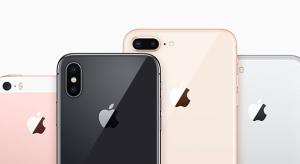 Továbbra is az iPhone a legkeresettebb a csökkenő okostelefonok piacán