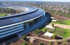 Megérkezett az idei év első drónvideója az Apple Parkról