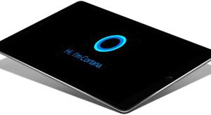 Mostantól iPad-re is elérhető a Microsoft Cortana
