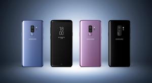 Előrendelésben egyelőre gyengén teljesít a Galaxy S9
