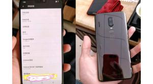 A OnePlus 6 lesz a következő iPhone X klón