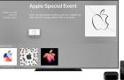 Nem készül élő közvetítéssel az Apple a keddi eseményről