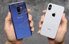Melyik bírja jobban az ejtési megpróbáltatásokat? Az iPhone X, vagy a Galaxy S9+?