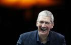 Az Amazon és a Google mögött az Apple van leginkább pozitív hatással a társadalomra