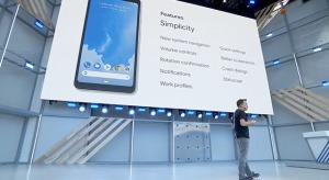 iPhone X-szerű újdonságokkal mutatkozott be az Android P