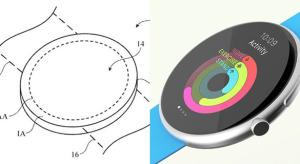 Kör alakú formatervet kaphatnak a jövőbeli Apple Watch modellek