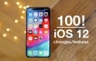 Íme az iOS 12 100 legjobb újdonsága