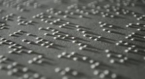 Új Braille standard bevezetésén segédkezik az Apple és a Microsoft