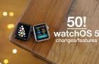 Íme a watchOS 5 50 legjobb újdonsága