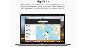 Mostantól az Apple Maps is beágyazható webes felületekre