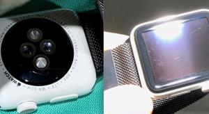 Az Apple Watch karcállósága miatt perlik az Apple-t