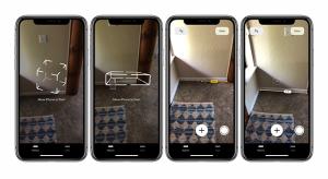iOS 12: így használhatod mérésre a kiterjesztett valóság által a telefonodat