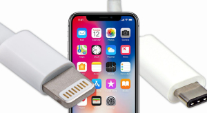 USB C szabványra cseréli az iPhone Lightning csatlakozóját az Apple