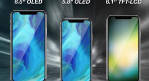 Samsung mellett az LG is beszáll az iPhone X OLED kijelzőinek gyártásába