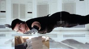 Hogyan lopnak Apple termékeket a profik? Természetesen Mission Impossible stílusban