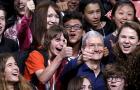 Az Apple alkalmazottai hiszik, hogy jobbá teszik a világot