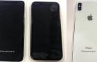 Újabb dummy modellek szivárogtak ki a 6,5 és a 6,1 colos iPhone X modellekről