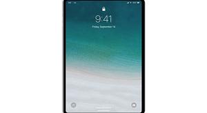 Véletlenül megszellőztette a 2018-as iPad Pro modelljeinek újdonságát az Apple