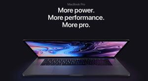 Csendben, de megérkeztek a 2018-as MacBook Pro modellek