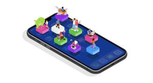Hatalmas különbségek mutatkoznak az iOS és Androidos felhasználók között