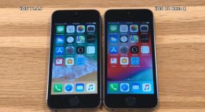 Látványos sebességnövekedést hozhat az iOS 12 régebbi készülékeken?