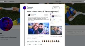 Hoppá! Lebukott a Samsung, hamis fotókkal reklámozzák telefonjaik kameráit