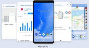 Megjelent a Google iPhone X-hasonmás rendszere, az Android Pie