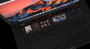 Kell ennél menőbb? Ilyen lenne a gigantikus Touch Bar-ral szerelt MacBook Pro