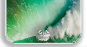 Immáron tényleg elbúcsúzhatunk a kijelzőbe épített Touch ID koncepciójától