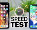 Megérkeztek az első iPhone Xs speed test videók