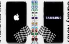 iPhone Xs Max vs Galaxy Note 9 – avagy a gyengébb hardver ellenére ismételten az Apple diadalmaskodik