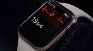 Könnyen előcsalható lesz az Apple Watch 4 EKG alkalmazása minden országban