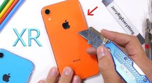 Stressz teszt: jól bírja a sarat az iPhone Xr