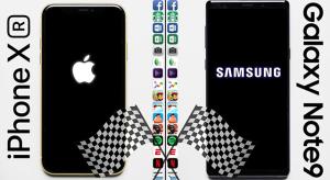 Sebességteszt: iPhone Xr vs Galaxy Note 9, avagy Dávid és góliát?