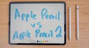 Apple Pencil vs Apple Pencil 2 – avagy mik a főbb különbségek?