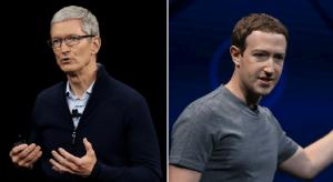 Zuckerberg megorrolt az Tim Cookra, csak Androidos készülékeket engedélyez az alkalmazottai számára