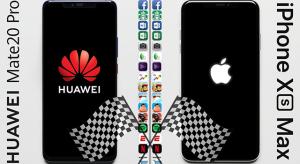 Huawei Mate 20 Pro vs iPhone XS Max, avagy ismételten a fellegekbe beszélt a Huawei?