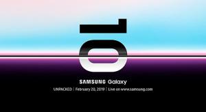 Február 20-án mutatja be új csúcskészülékét, a Galaxy S10-et a Samsung