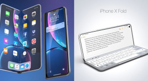 Hamarabb lesz hajtogathatós iPad, mint iPhone