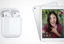 Csendben, de megkezdődött az új AirPods 2 és iPad gyártása