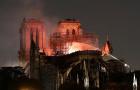 Az Apple is segít Notre Dame újjáépítésében