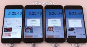 Üzemidőteszt: számít-e milyen verziójú iOS fut az iPhone-on?