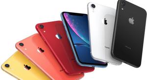 Amerikában egyöntetűen az iPhone Xr a nyerő