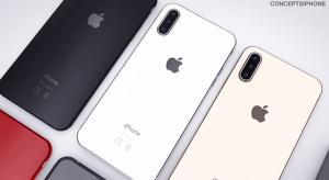 Újabb látványos, közel teljes kijelzős iPhone XI koncepcióvideó érkezett