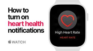 Hasznos tanácsok az Apple az Apple Watch felhasználói részére