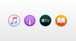 Újragondolt Music, Podcast, Books és TV alkalmazásokkal érkezik a macOS 10.15