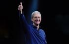 Az Apple és a Microsoft uralja a tőzsdepiac 15 százalékát