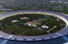 Hat hónap után itt a legújabb szemkápráztató drónvideó az Apple Parkról